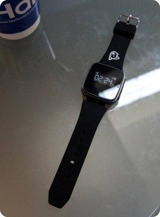 Haier anuncia un smartwatch que te permite rastrear a tus hijos