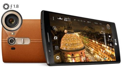 LG G4 diseño, especificaciones oficiales y mucho más