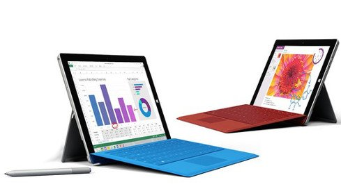Microsoft anuncia la Surface 3 con Windows 8.1
