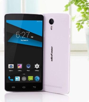 Ulefone Be Pure: un smartphone Android octa-core muy barato