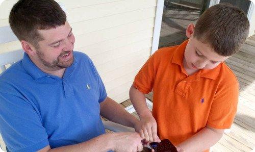 Un niño de 7 años logra burlar la seguridad del Apple Touch ID