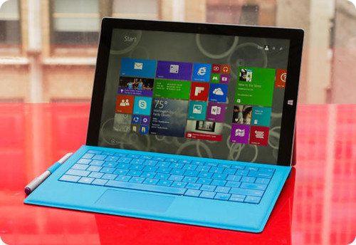 Vuelve a bajar el precio de la Microsoft Surface Pro 3