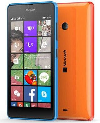 Ya está a la venta el nuevo Microsoft Lumia 540 Dual SIM