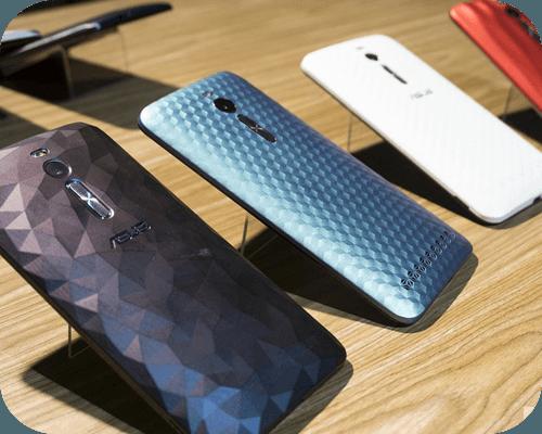 Presidente de Asus: Windows no es la plataforma correcta para nuestros smartphones