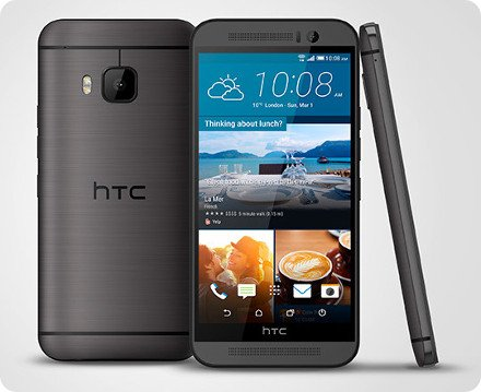 Algunas unidades del HTC One M9 usan Gorilla Glass 3
