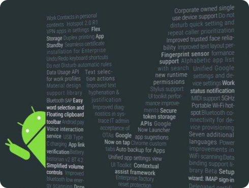 Android M realizará respaldos automáticos de configuraciones de nuestras apps
