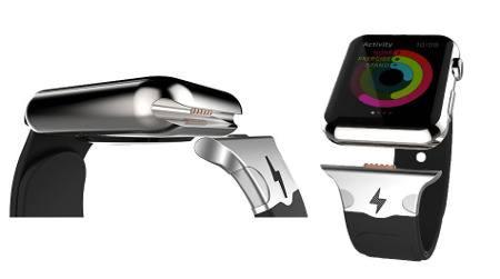 El Apple Watch cuenta con un puerto secreto