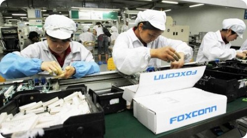 Foxconn volvería a operar en India