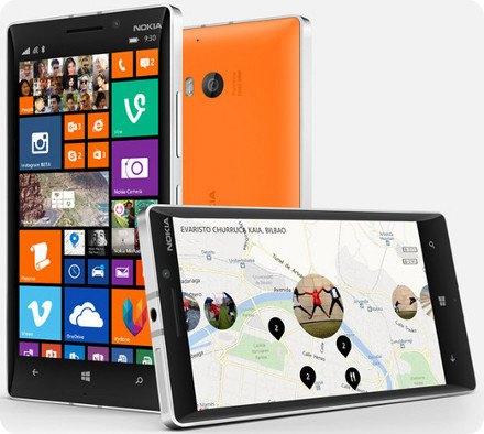 Microsoft está trabajando en dos smartphones de gama alta