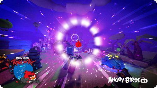 Rovio muestra una versión VR de Angry Birds