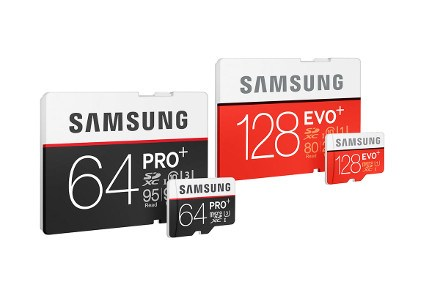 Samsung anuncia nuevas tarjetas microSD y SD de alta capacidad y velocidad