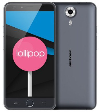 Ulefone Be Touch: nuevo phablet 4G con Android 5.0