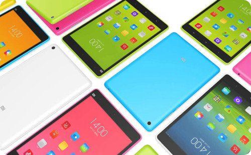 Xiaomi planea seguir lanzando tablets