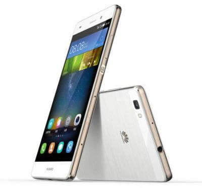 Huawei P8 Lite nuevo Android 5.0 con 4G y octa-core