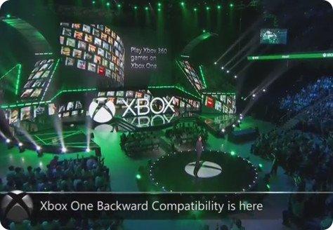La Xbox One finalmente será compatible con los juegos de Xbox 360