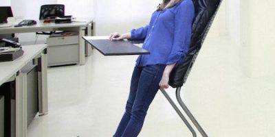 LeanChair quiere que abandones el escritorio
