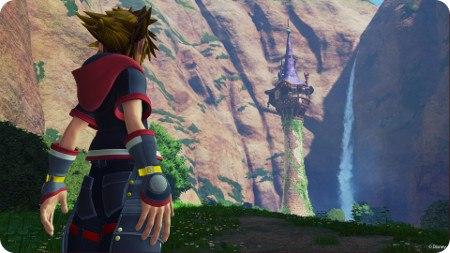 Nuevo avance de Kingdom Hearts III