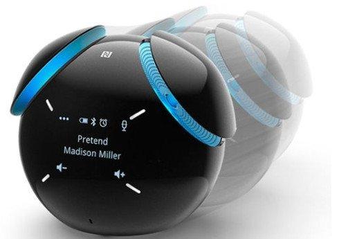 Sony BSP60 un nuevo parlante Bluetooth con reconocimiento de voz