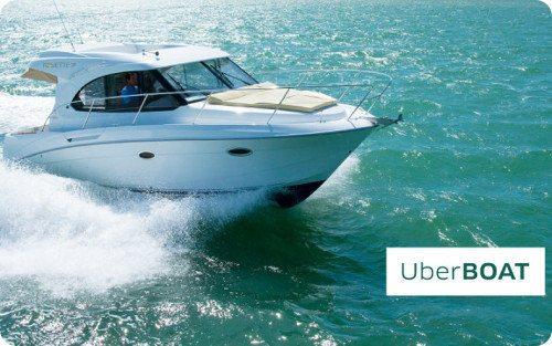 UberBOAT: nuevo servicio para viajar entre Europa y Asia
