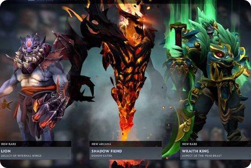 Valve anuncia DotA 2 Reborn