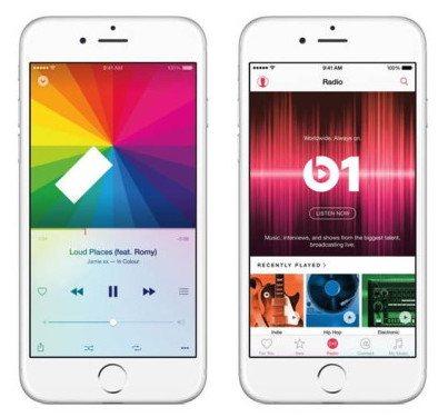 Apple Music tiene un enorme consumo de batería