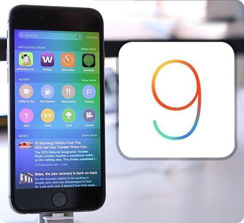 La beta de iOS 9 ya está disponible públicamente