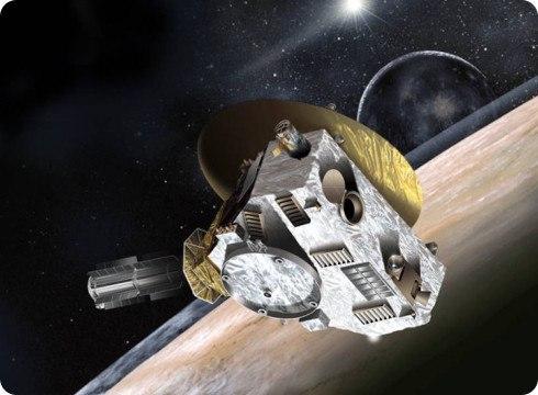 La sonda enviada a Plutón usa el CPU de la PS1