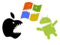 La venta de dispositivos iOS es igual a la de computadoras Windows2