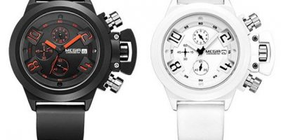 MEGIR estrena nuevo reloj con resistencia al agua