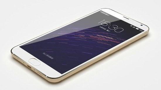Meizu MX5 smartphone