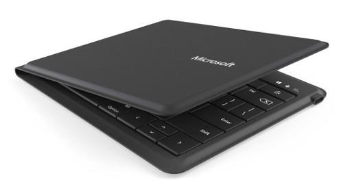 Microsoft lanza un genial teclado plegable para dispositivos iOS y Android2
