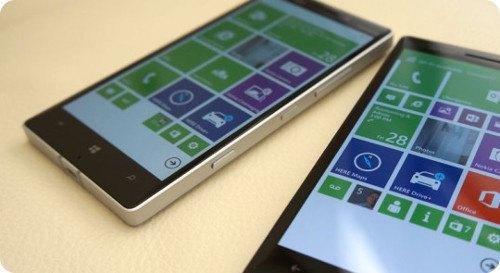 Microsoft lanzará un Lumia con carcasa de metal