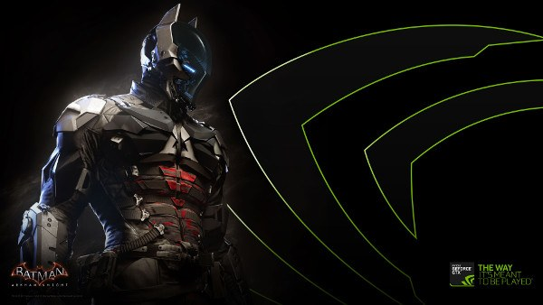 Batman: Arkham Knight es optimizado por NVIDIA