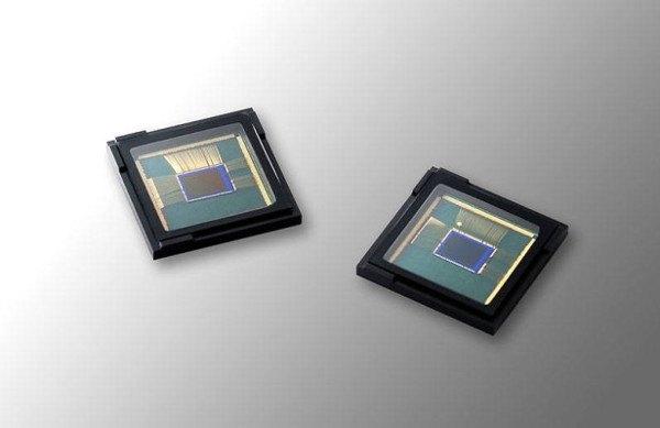 sensor de cámara de Samsung