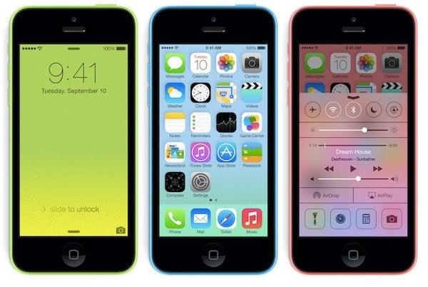 Apple podría descontinuar el iPhone 5c