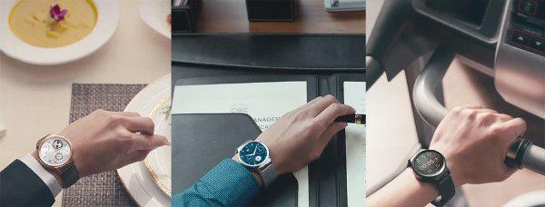 El Huawei Watch será lanzado muy pronto