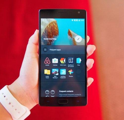 El OnePlus 2 tiene fallos en el botón Home