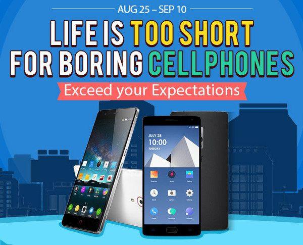 Everbuying anuncia un concurso para ganar estupendos smartphones