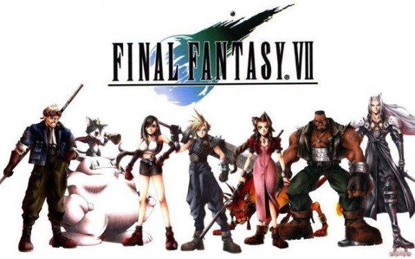 Final Fantasy VII ya está disponible para iOS