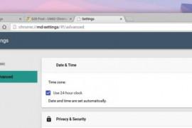 Google está probando el Material Design en Chrome