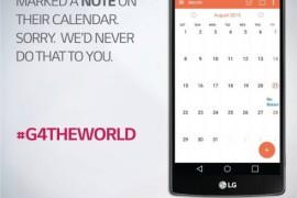 LG se burla de la ausencia del Galaxy Note 5 en Europa