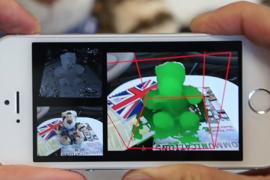 Microsoft quiere convertir tu smartphone en un escáner 3D