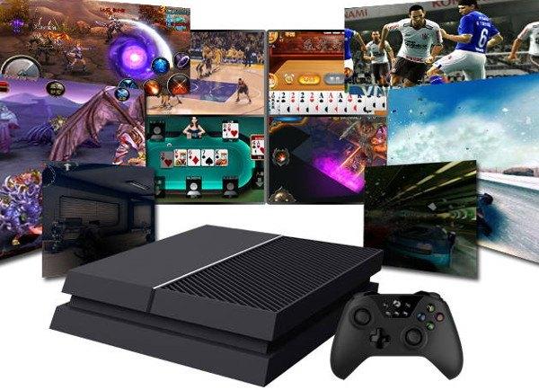 OUYE: la consola que copia a la PS4, a la Xbox One y a la OUYA