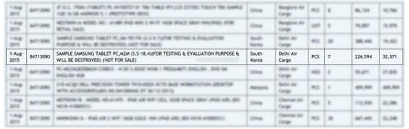 Samsung estaría trabajando en una tablet de 18,4 pulgadas