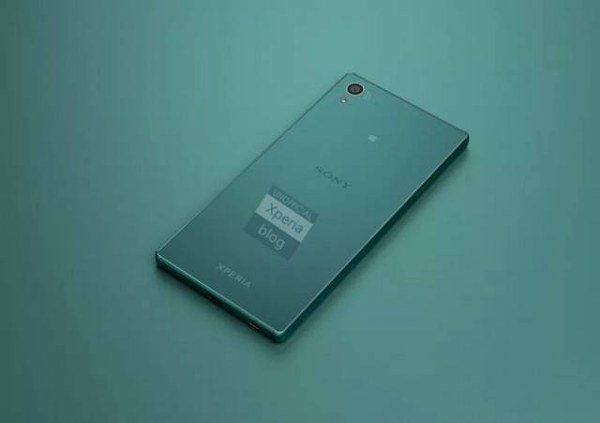 Se filtran imágenes del Sony Xperia Z5