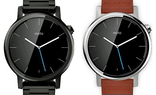 Se filtran imágenes del nuevo Moto 360