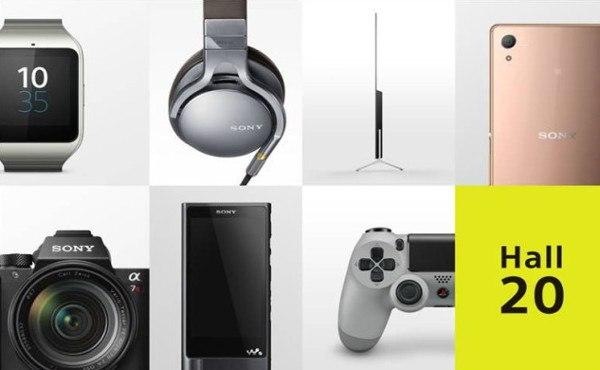 Sony confirma su evento para la IFA 2015
