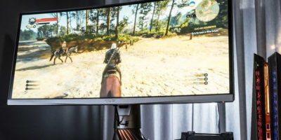 ASUS anuncia un estupendo monitor gamer