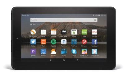 Amazon estrena nuevas tabletas de 7, 8 y 10 pulgadas