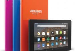 Amazon estrena nueva tabletas de 7, 8 y 10 pulgadas